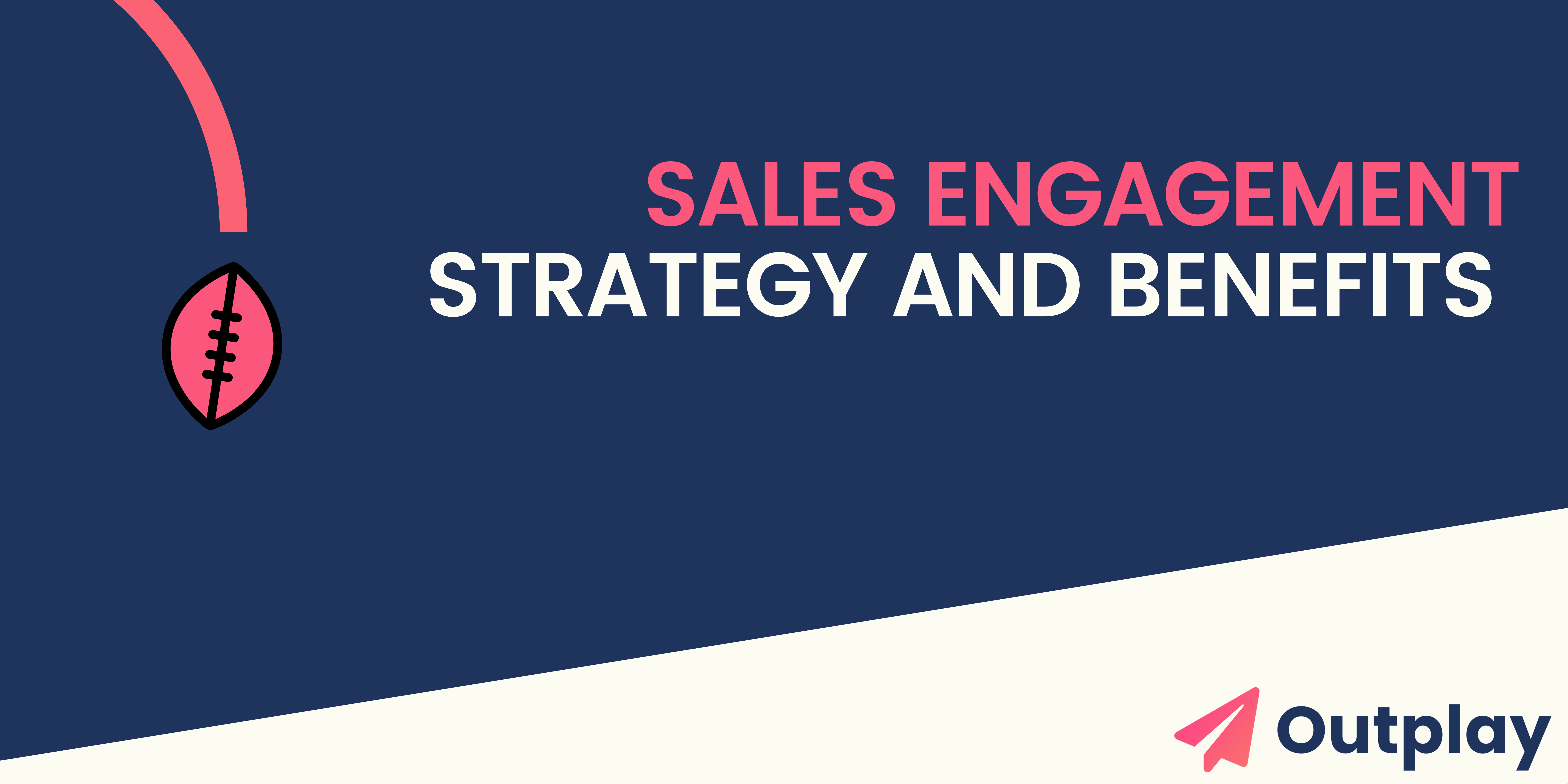 Sales engagement strategy