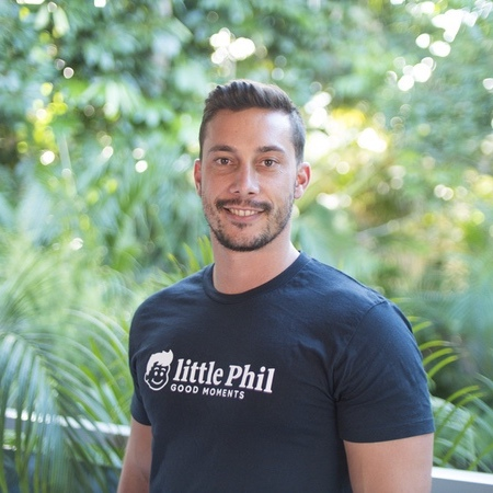 An image of Mathew Sayed, General Manager and co-founder.