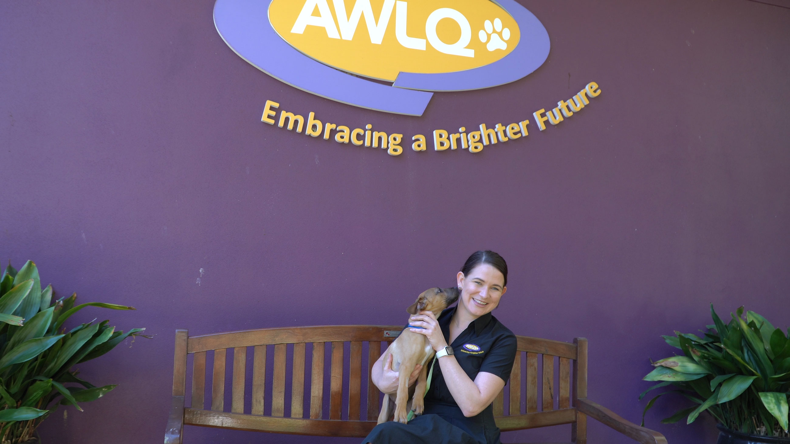 AWLQ Fundraising Manager — Anji Tearney