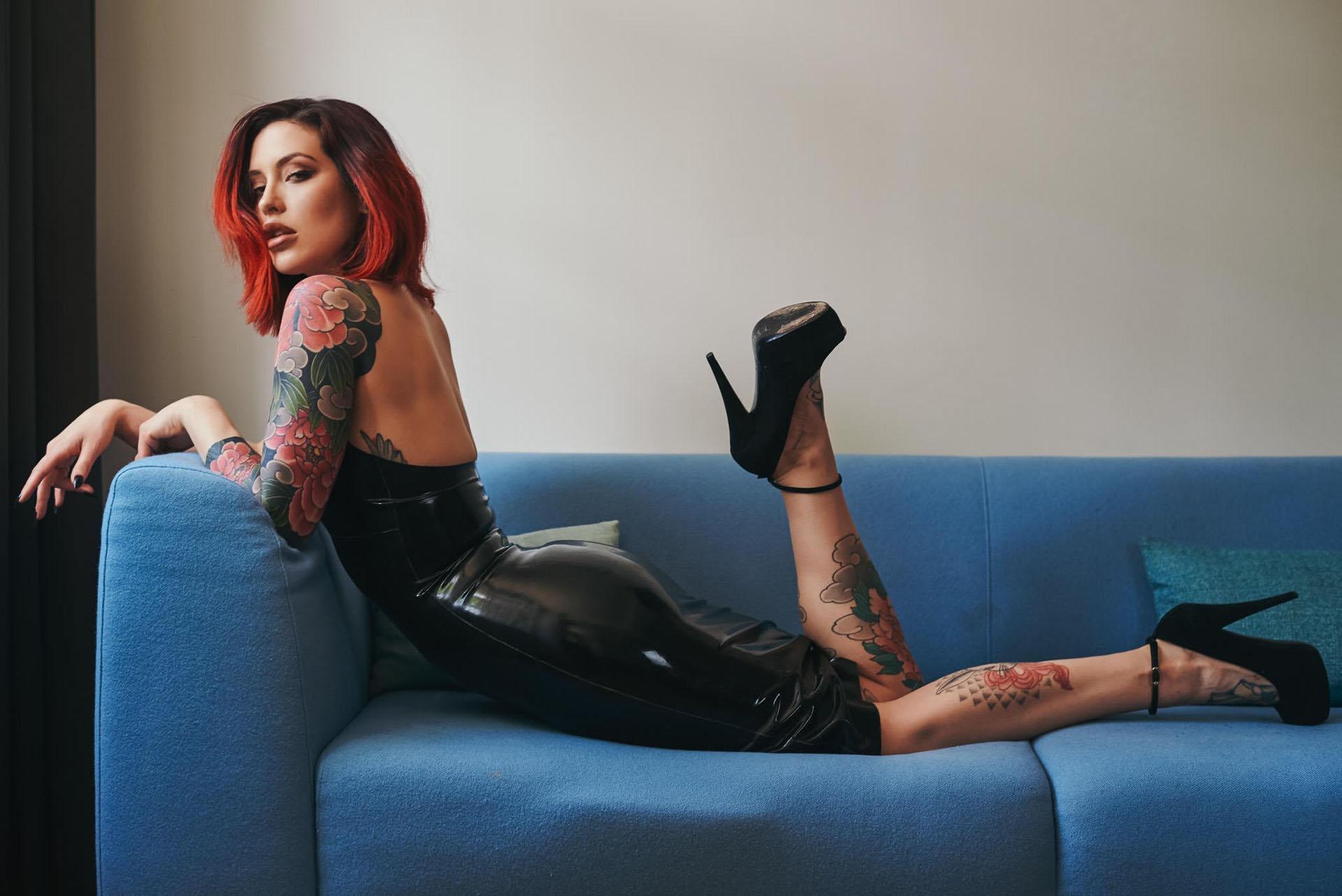Mistress Adreena 7