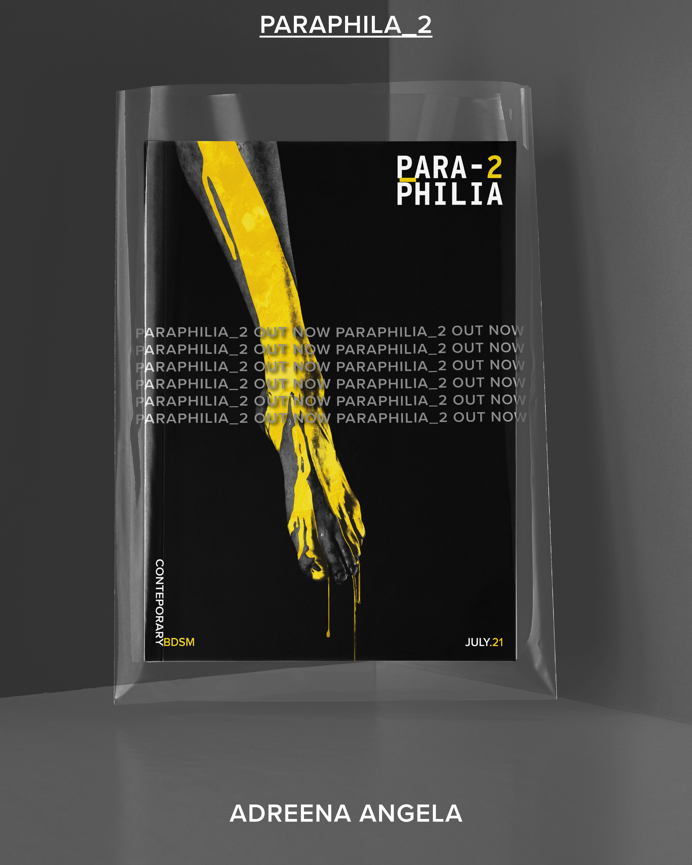 Adreena Angela for Paraphilia Magazine