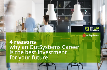 4 reasons why an OutSystems career is the best investment for your future