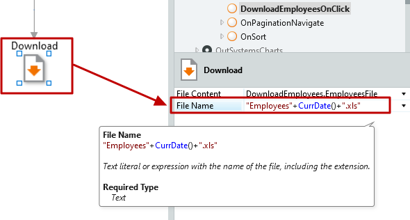 #3.17. File Name of the Download tool