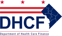 department of healthcare finance logo