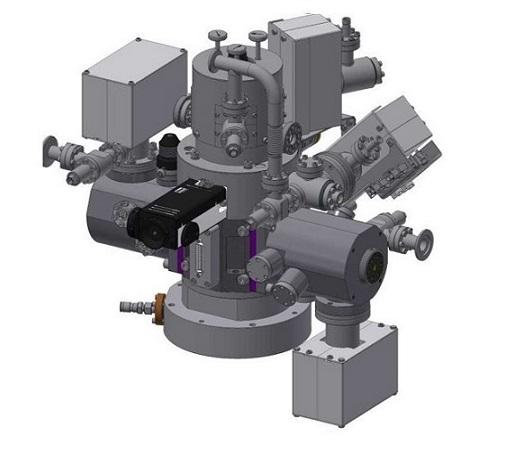 Gun with monochromator for Electron Optica