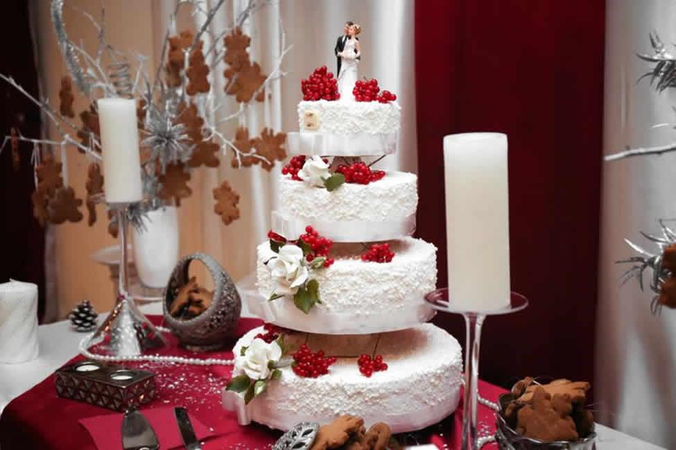 seasonal wedding food