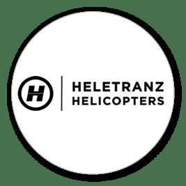 Heletranz Helicopters company logo