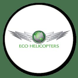 Eco Helicopters company logo
