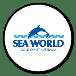 Sea World Helicopters company logo