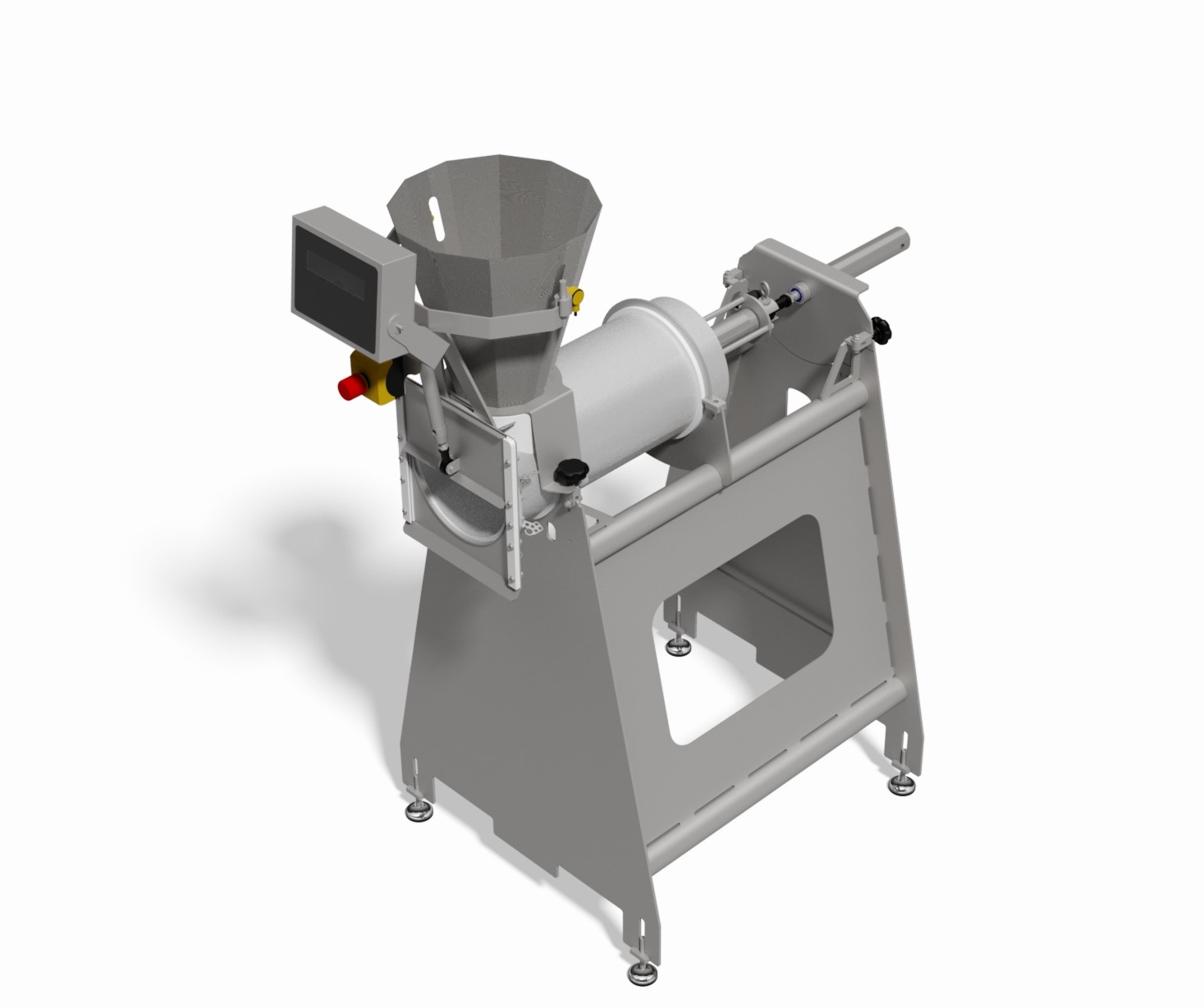 Mince Packing Press