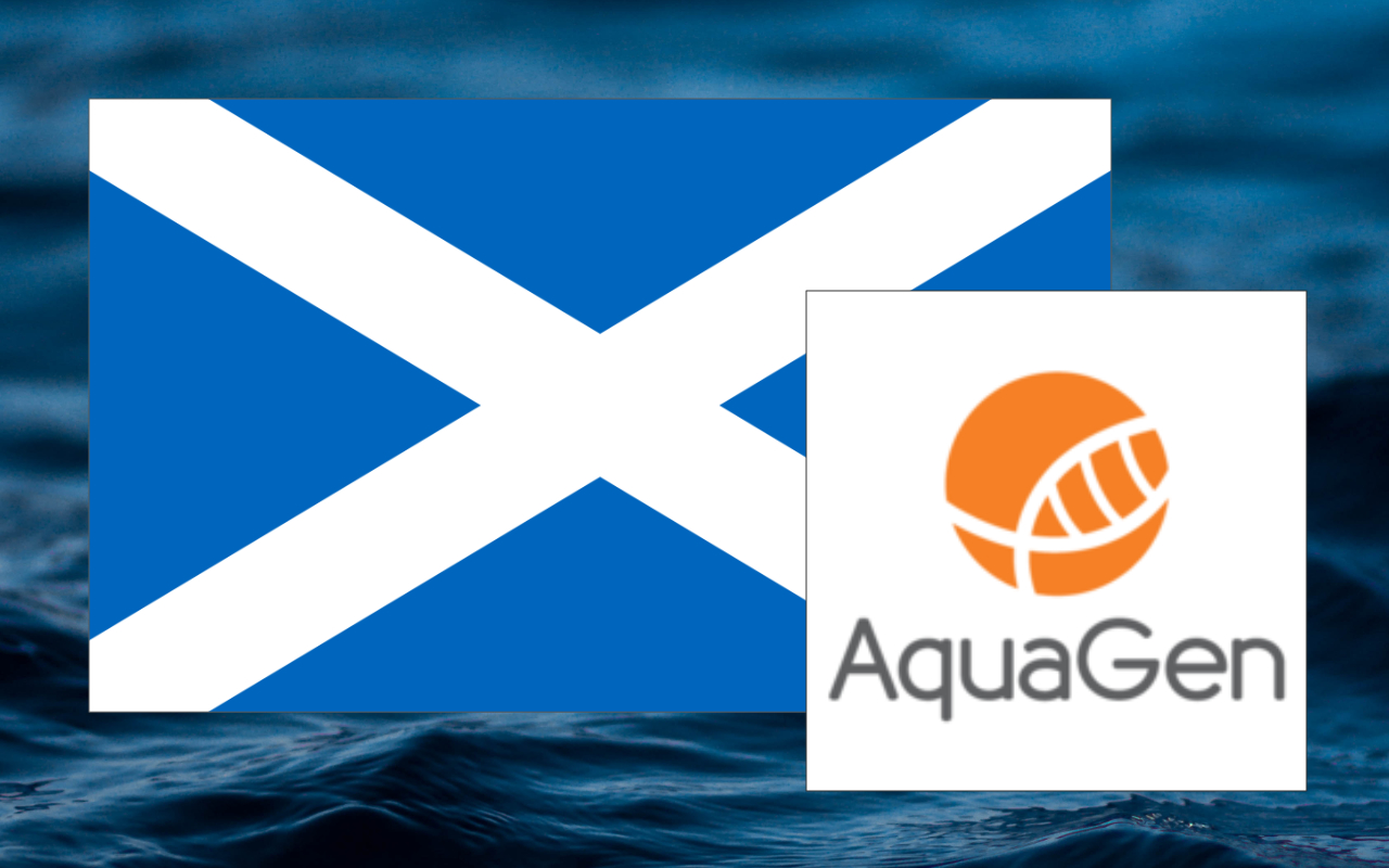 With its purchase of Scottish Sea Farms' freshwater hatchery, the Norwegian breeder and fish egg supplier has big plans for salmon aquaculture in Scotland.