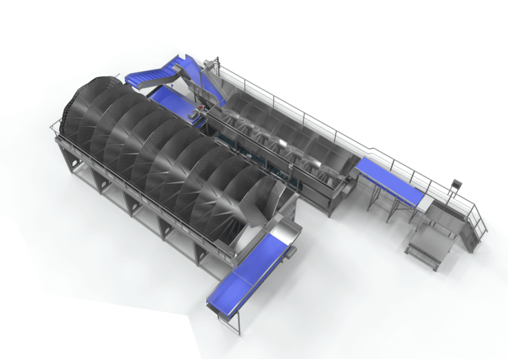 The new and improved RoteX Thawing® for seafood processing supports an even better defrosting process and increased food safety will be introduced in Brussels.
