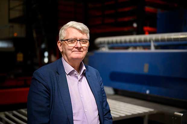 Skaginn 3X CEO Ingólfur Árnason