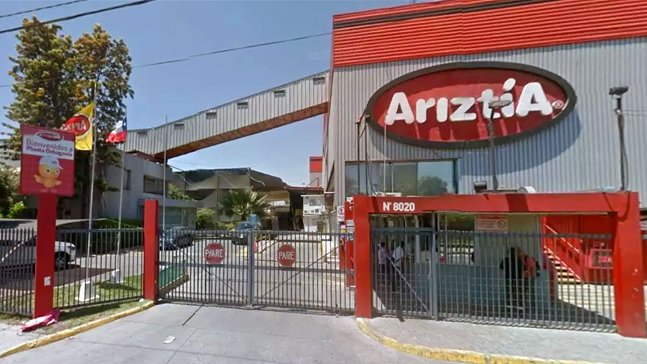 Ariztia is located in Melipilla, Chile and is a leading supplier offresh chicken and turkey products, they offer superior quality healthy, light and nutritious products