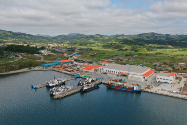 The new plant will be the largest and most automated pelagic facility in the region