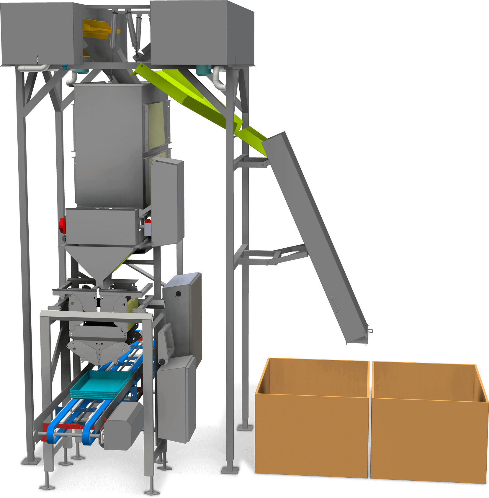 Ice system from Skaginn 3X. Fully Automated - compact - Sub-zero Ice. Learn more about this ice system.