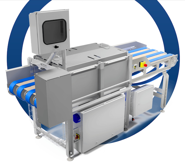 Skaginn 3X announces the launch of frozen block separator SplitX™ which is designed to separate blocks of ground fish, salmon and trout.
