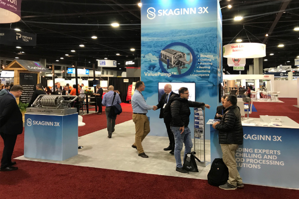 The team at Skaginn 3X would like to thank everyone who participated in IPPE 2020 in Atlanta for making it such a great show.