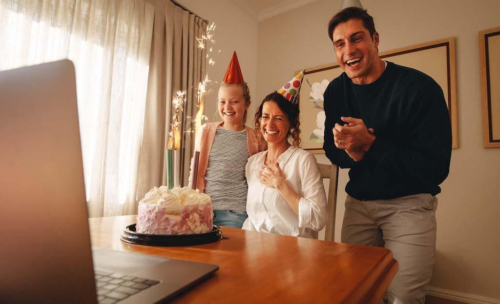 Long Distance Birthday Gift Ideas