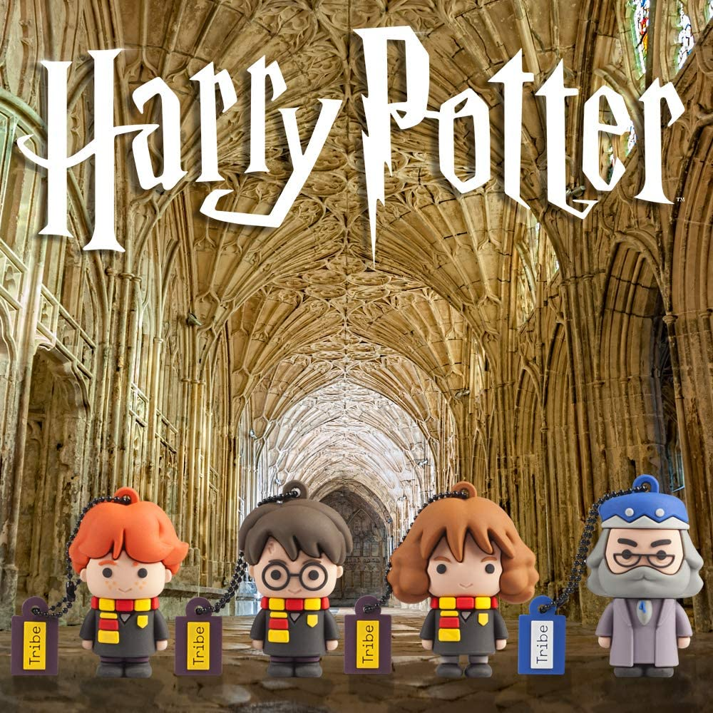harry potter usb stick ad