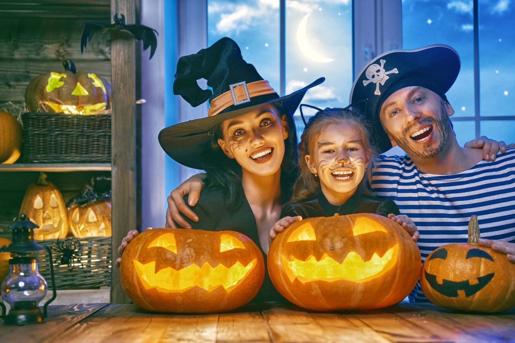 How to Celebrate Halloween Remotely with Group Videos