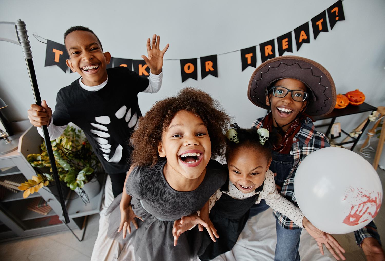 9 Happy Birthday Halloween Ideas