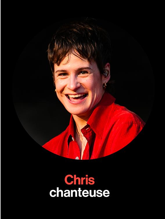 La playlist de Chris pour BrutX