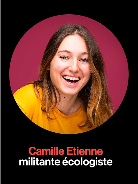 Les recommandations de Camille Etienne pour BrutX