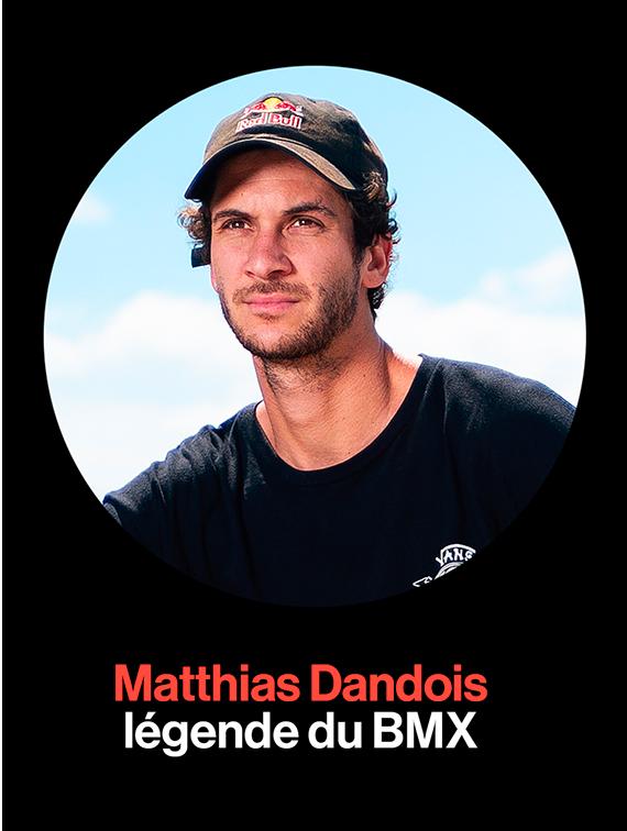 Les recommandations de Matthias Dandois pour BrutX