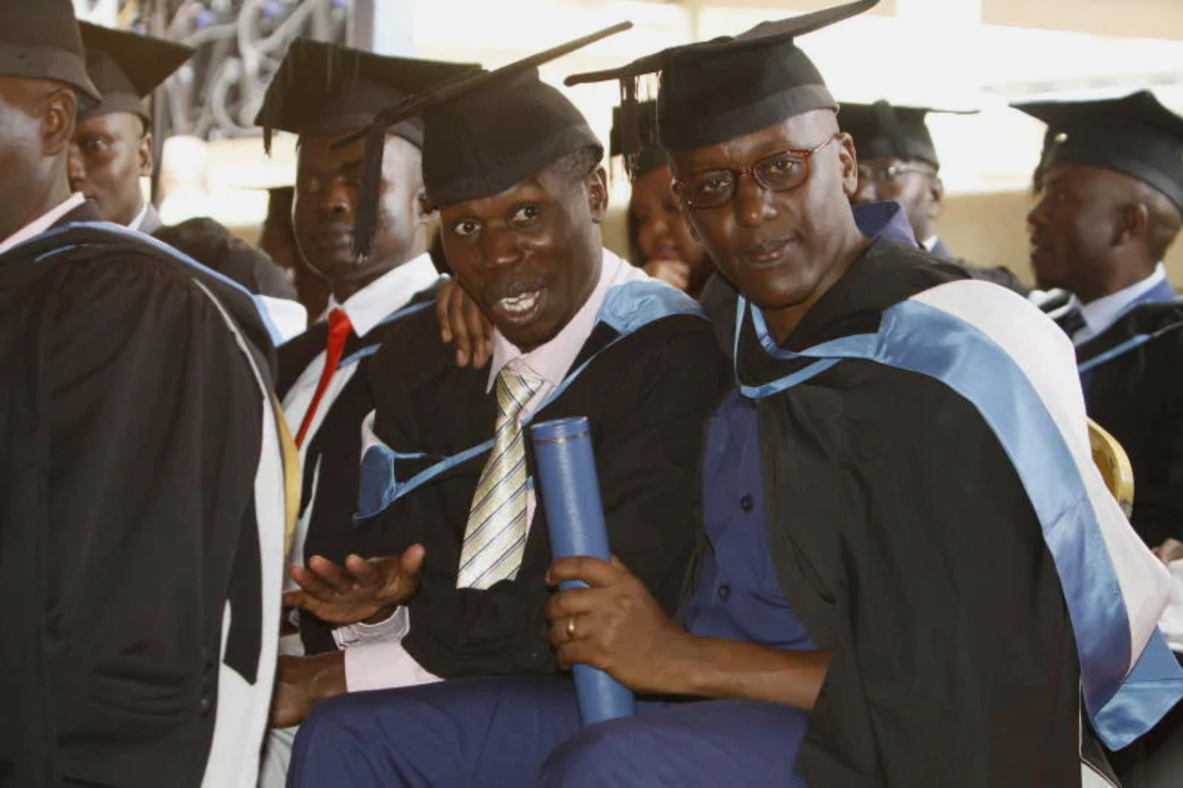 Tuko – Kamiti Prison: 10 inmates graduate with law degrees