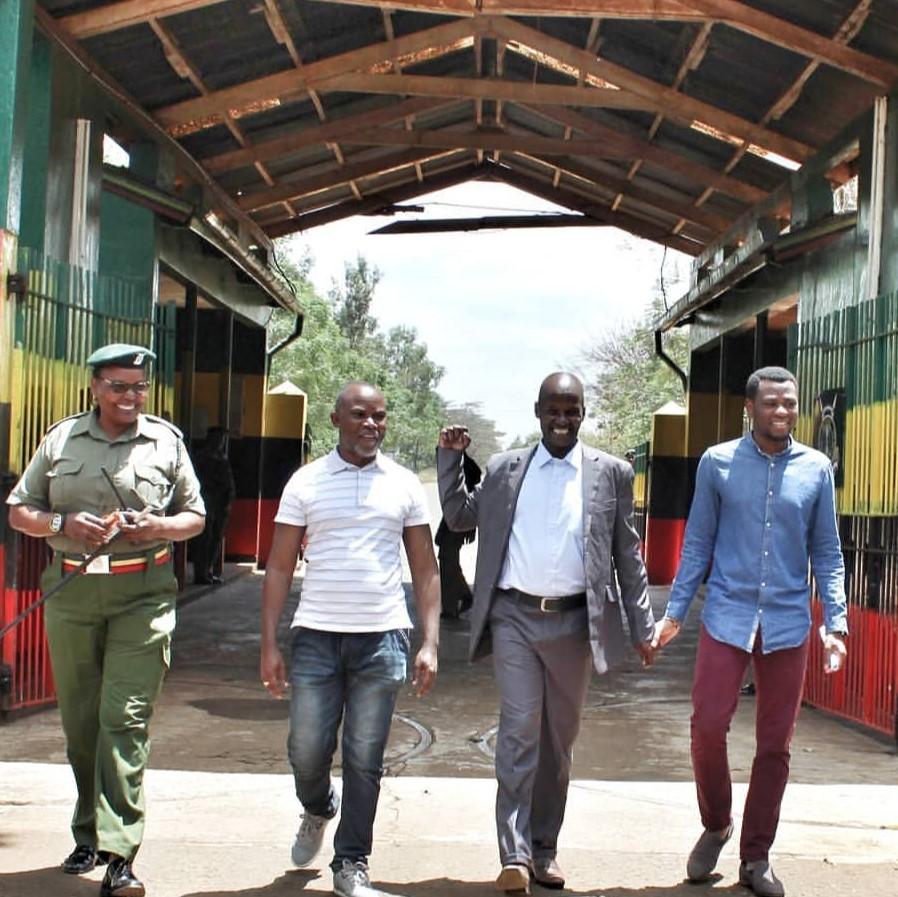 Release: Morris Kaberia - Free At Last