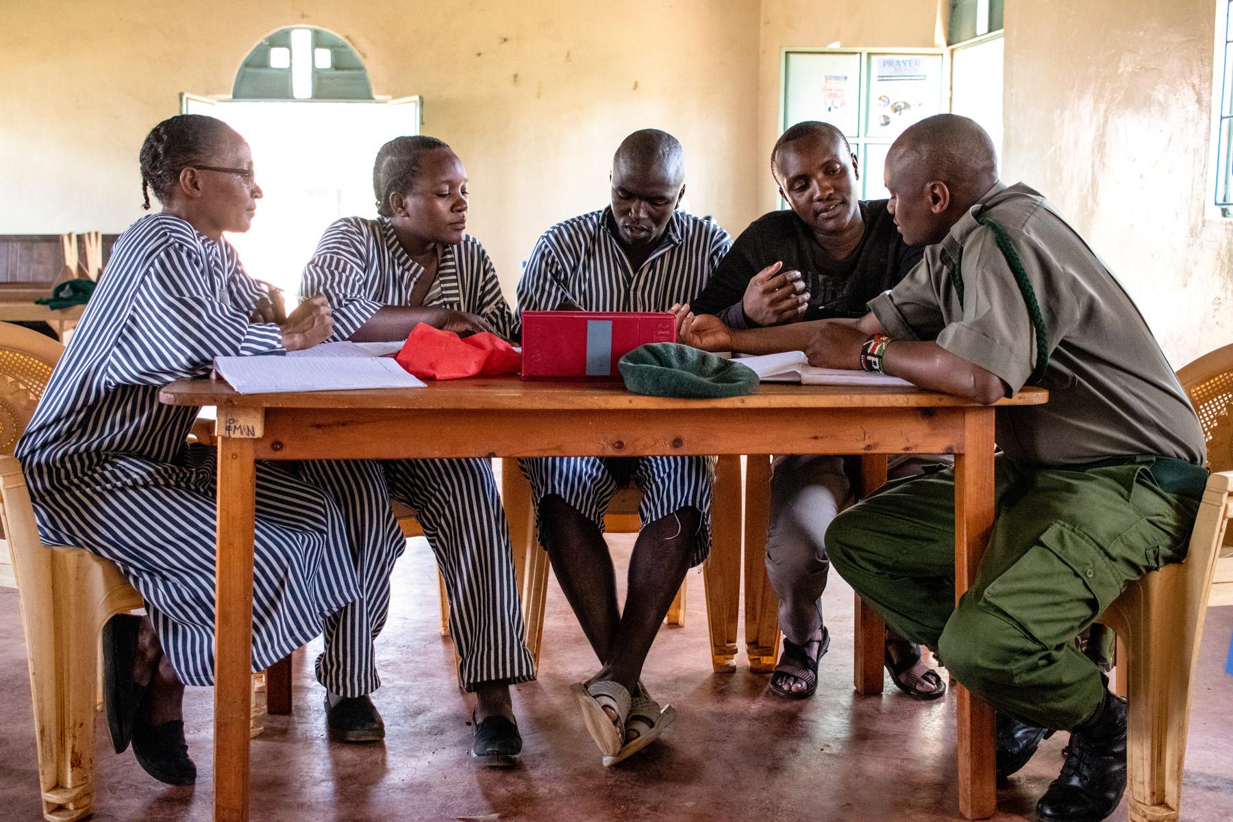 BBC – Susan Kigula's death row to victory story
