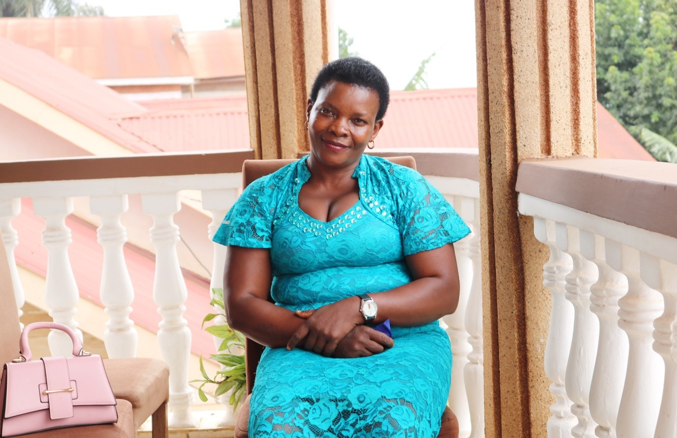 Annet spent 14 years dealing with the consequences of her husband's death sentence