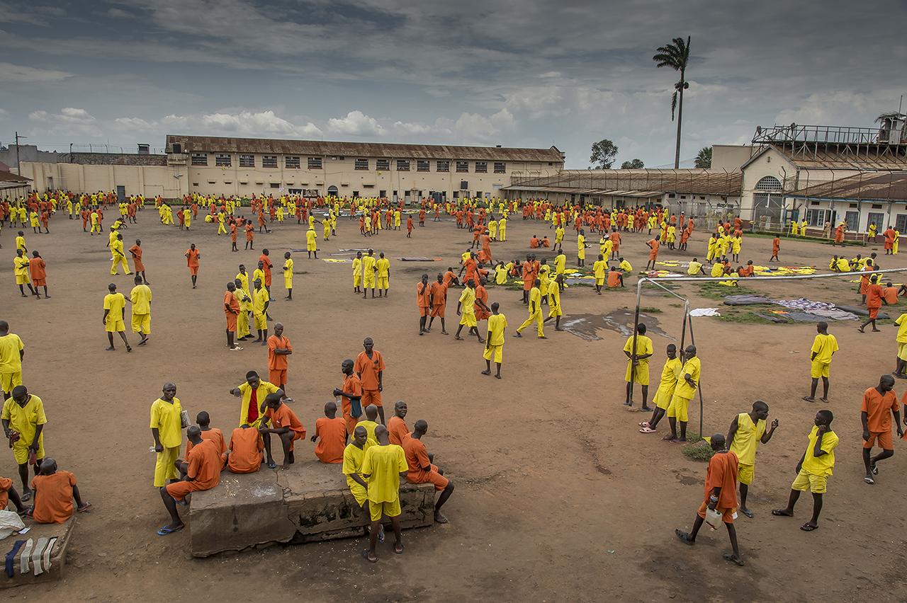 12 days, 12 prison communities.