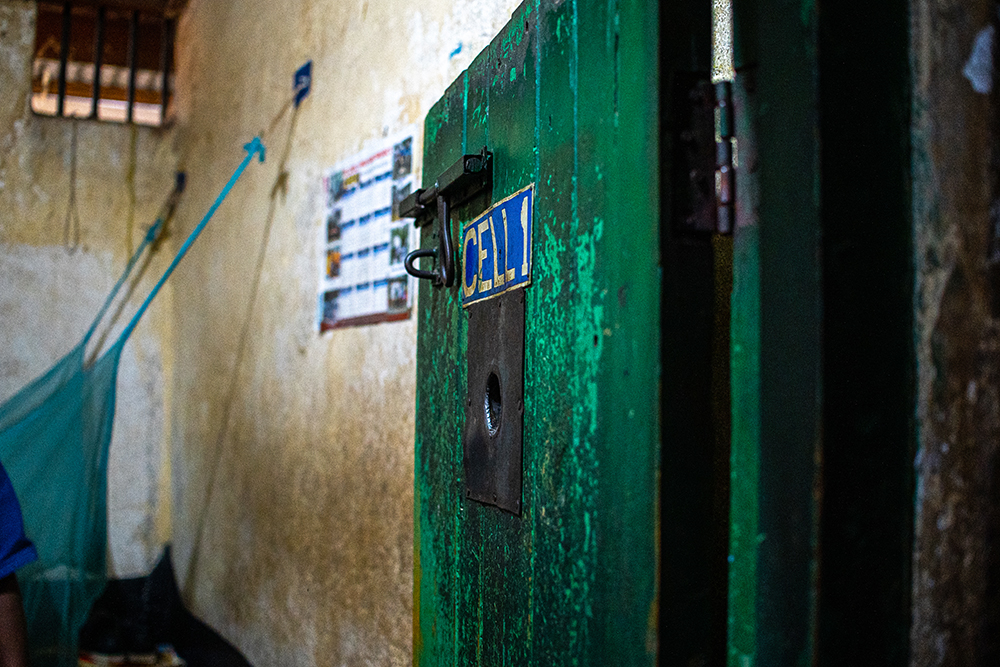 Punitive sentencing for petty offences; vestiges of colonial times.