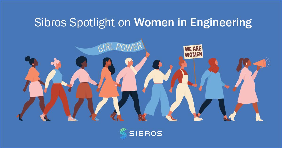 Sibros Spotlight on Women in Engineering