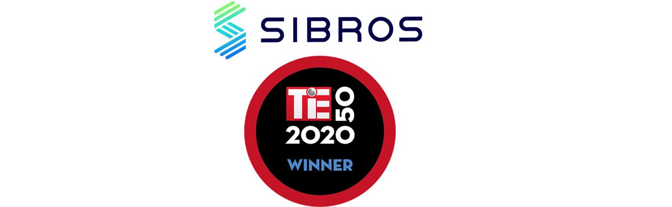 Sibros Named TiE50 Award Winner at TiEcon 2020