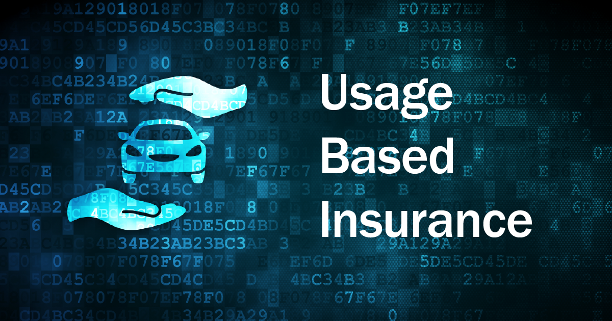 Usage Based Insurance explained - How can automakers, insurance companies, and consumers benefit from it