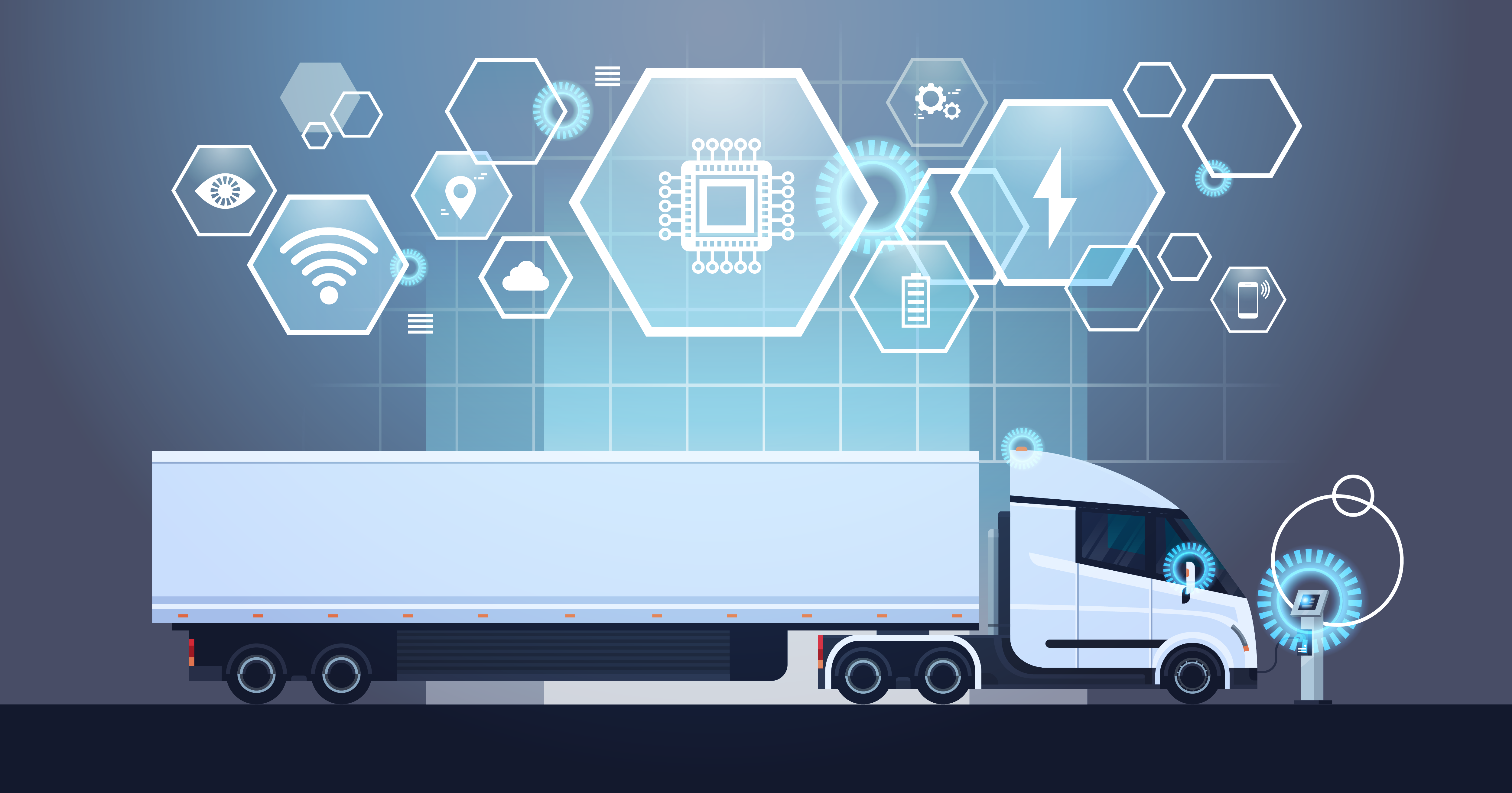 Big-Rigs May Win the Race for Autonomous Vehicles - The road ahead for autonomous vehicles