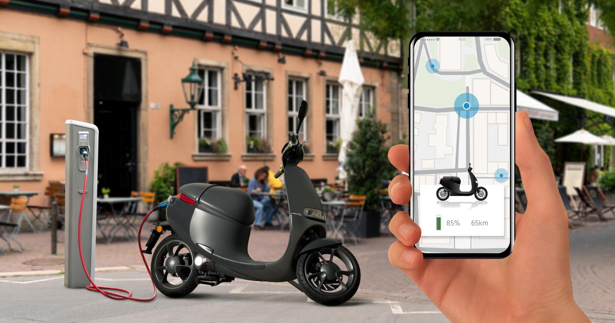 Connected Two Wheeler Platform - Beyond Bluetooth: Reinventing the Connected Two-Wheeler