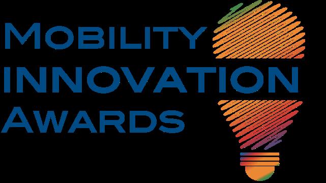 Mobility Innovation awards badge