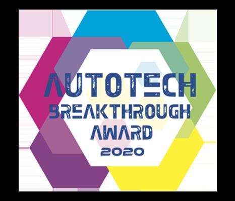 Autotech breakthrough badge