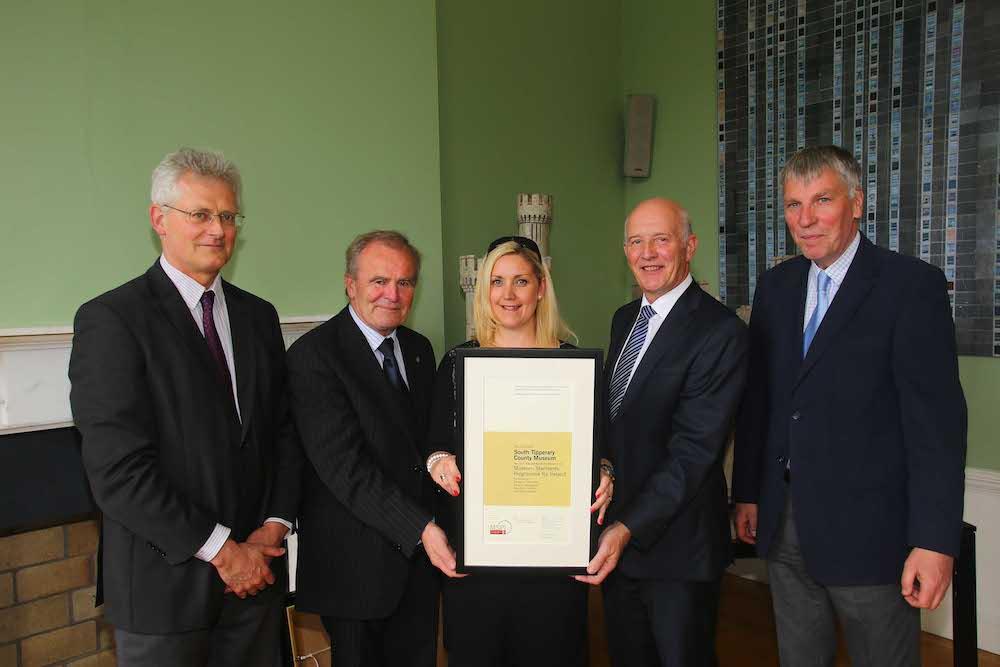Museum Standards Programme Awards 2013