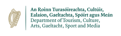 Department of Arts Heritage and Gaeltacht logo