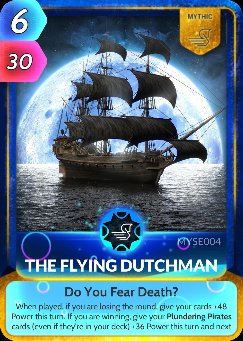 The Flying Dutchman