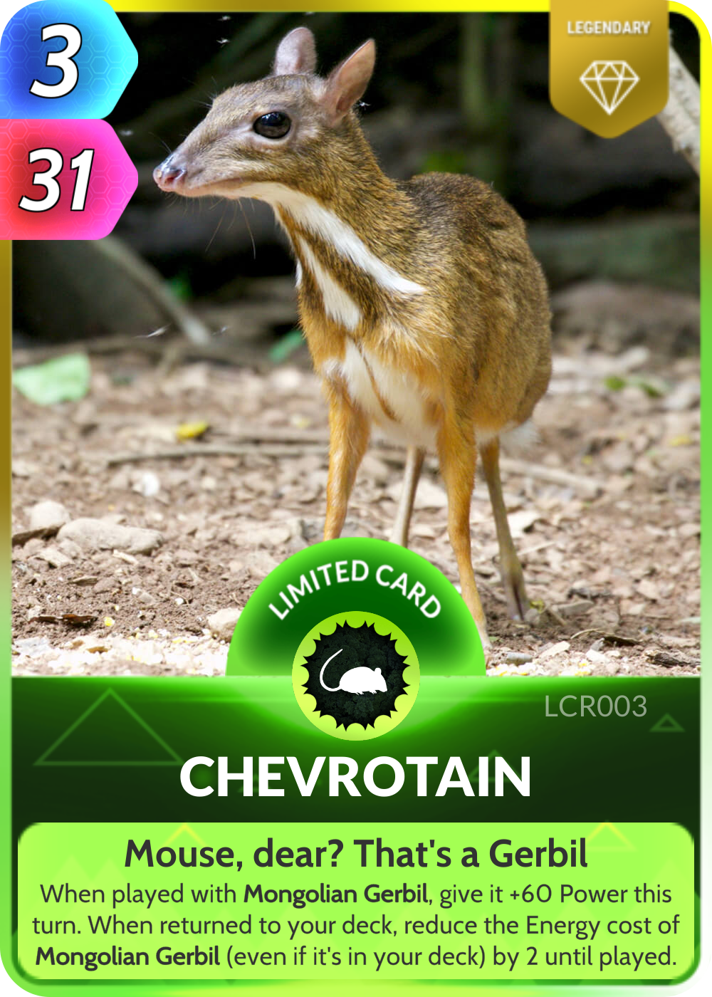Chevrotain