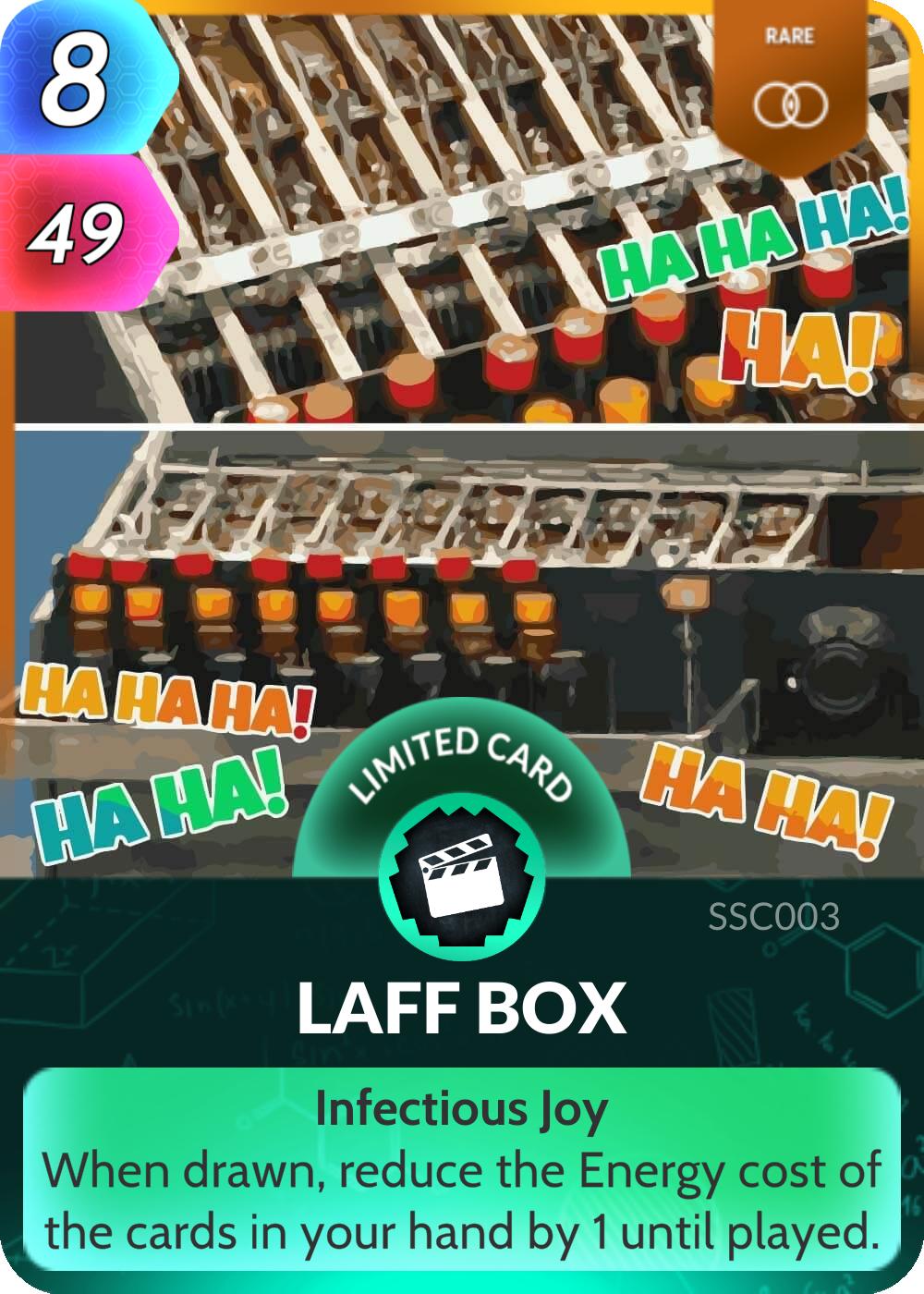 Laff Box