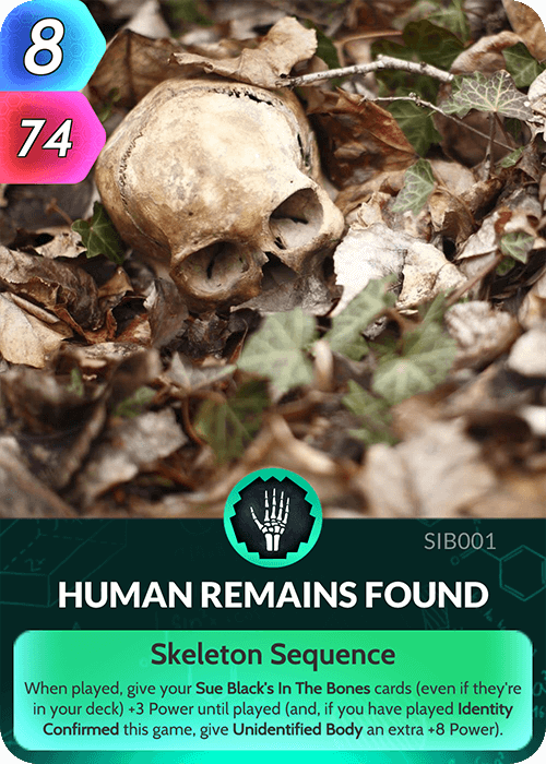 Human Remains Found