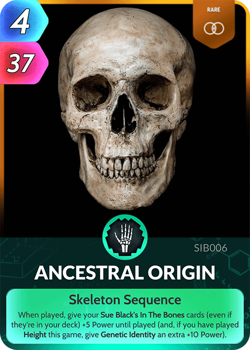 Ancestral Origin