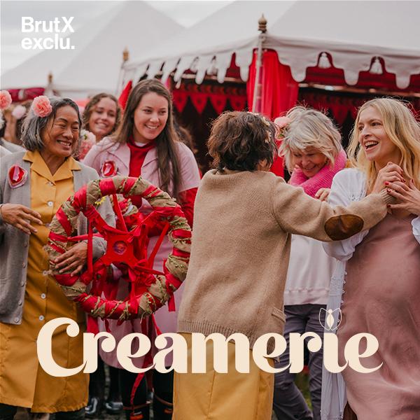 En exclusivité sur BrutX : la série Creamerie, une comédie dystopique et déjantée où trois femmes tentent de survivre dans une société étrange, ravagée par le passage d'un virus destructeur.